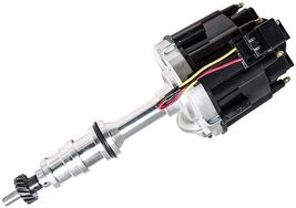 A-Team Performance HEI Complete Distributor 65K Coil Compatible With Ford FE 352 image 8