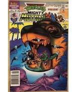 TMNT present MIGHTY MUTANIMALS #3 (1992)  Archie Comics FINE- - $9.89