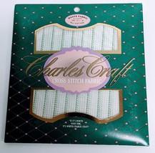 "Charles Craft 10 ct Waste Fabric Canvas CR9113 Cross Stitch 12""x18"" - $9.99"