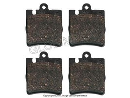 Mercedes w203 w208 REAR Brake Pad Set ATE +1 YEAR WARRANTY - $62.60