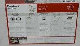 Pfister Cantara F048CRKK Brushed Nickel Finish Centerset Lavatory Faucet image 4