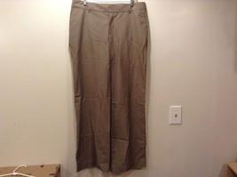 Merona Dark Tan Women's Dress Pants Sz 12
