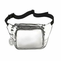 Shiny Neon Fanny Bag for Women Rave Festival Hologram Bum Travel Waist Pack - $19.39+