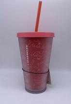 Starbucks Holiday Collection ban.do Season's Greetings Coffee Cold Cup - $20.36