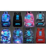 Harry Potter Luminous Backpack Shoulderbag Handbag Bookbag Travel bag Sp... - $37.50