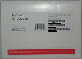 Microsoft Windows Server 2016 Standard 16 Core 64 Bit DVD + COA Product ... - $210.38