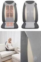 Medisana RBI Dispositif de siège massage shiatsu (massage du dos, par vi... - $118.93