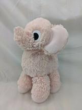 "Manhattan Toy Pink Elephant Plush 9"" 2017 Stuffed Animal Toy - $7.95"