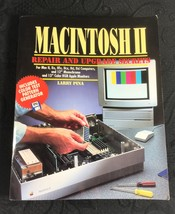 Macintosh II Repair and Upgrade Secrets Book by Larry Pina includes Flop... - $39.95