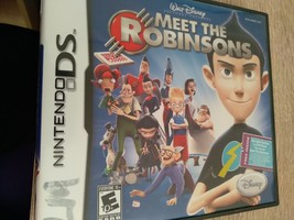 Nintendo DS Disney Meet The Robinsons image 1
