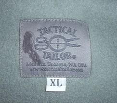 Tactical Tailor brand sage green fleece jacket size medium, discontinued item - $40.00