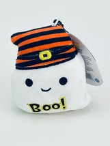"""Squishmallow Grace the Ghost Halloween 2021 Clip 3.5"""" New 2021 Kellytoy - $16.44"""