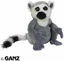 Webkinz Plush Stuffed Animal Ring Tail Lemur - $12.59