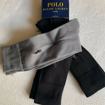 Polo Ralph Lauren Dress Socks 10-13 shoes - $21.00