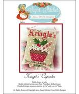 Kringle's Cupcakes christmas cross stitch chart... - $6.00