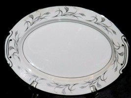 Harmony House Fine China Made in Japan Platinum Garland AA20-2237f  Small Servin
