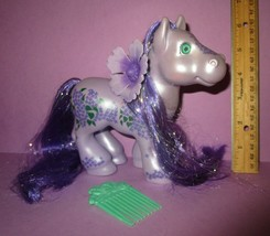 Magic Meadow Pony Cabbage Patch Horse CPK Meadows Shimmer 'n Shine Sprin... - $30.00