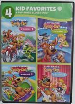 DVD  -  CHILDREN  -  A  PUP  NAMED  SCOOBY  DOO  -  ( VOL.  4 )  -  ANIM... - $3.00