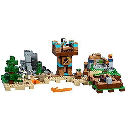LEGO Minecraft the Crafting Box 2.0 Building Kit 21135 [New]