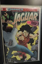 #2 The Jaguar 1991 Impact Comic Book D422 - $3.35