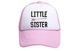Tiny Trucker Co. Baby Little Sister Trucker Hat - $36.02