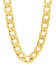 Life Time Warranty,7mm Gold Cuban Chain ,made In USA,lifetime Free Repla... - $219.43