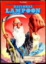 National Lampoon #58,Jan.1975 - No Issue  - $7.20