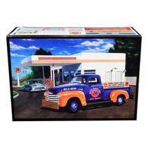 Skill 2 Model Kit 1950 Chevrolet 3100 Pickup Truck Union 76 2 in 1 Kit (Skill... - $53.30