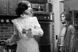 Katharine Ross and Paula Prentiss in The Stepford Wives in kitchen 18x24 Poster - $23.99