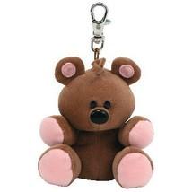 Ty Beanie Babies - Pooky Key-Clip the Bear - $22.09