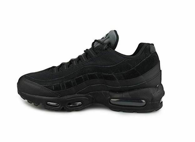 New Nike Air Max 95 AT9865-001 Essential Black Shoes Men