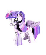 Fascinations My Little Pony Crepuscolo Lustrini Metallo Terra 3d Kit Mod... - $212,82 MXN