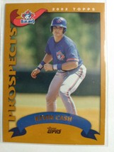 TOPPS 2002 CARD#672 KEVIN CASH - $0.99
