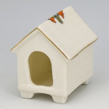 Miniature Arcadian Stoke on Trent Bexhill on Sea Crest Souviner Doghouse image 2