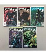 Lot of 5 All Star Batman and Robin the Boy Wonder #2 4 7 9 Variants VF V... - $23.76
