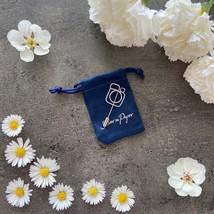Instagram silver minimalist brooch - $30.00