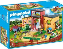 "PLAYMOBIL 9275 Animal Hotel ""Small Paw"" - NEW 2018  - $167.36"