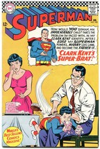 SUPERMAN #192 1967- DC Silver Age- Super-Brat Lois Lane VF - $88.27
