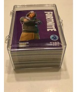 2019 Panini Fortnite Rare Cards (There are dups in this lot ) - $20.00
