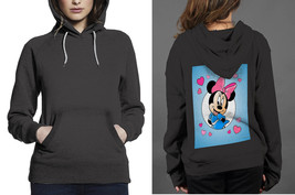 Disney Minnie Mouse - Copy Hoodie Women's Black - $27.99+