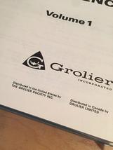 "Vintage 1971 Grolier ""The Book of Popular Science"" complete 10 book set (unused) image 11"