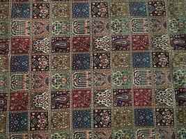 9 x 13 Fine Quality Complex Design Multi-Color Bakhtiari Persian Rug image 6