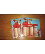 Lot 2 copies NEW The sandcastle contest Robert Munsch classroom guided r... - $4.99