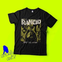 Rancid Honor Is All We Know Men Unisex T Shirt Tee Gildan S M L XL 2XL - $19.90