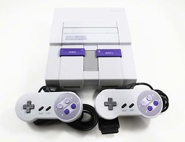 Original SUPER NINTENDO SNES Video Game Console - $115.97