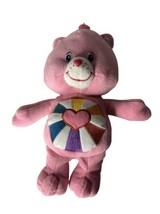 "12"" Hopeful Heart Bear Care Bear Plush Stuffed Animal Toy - $18.06"