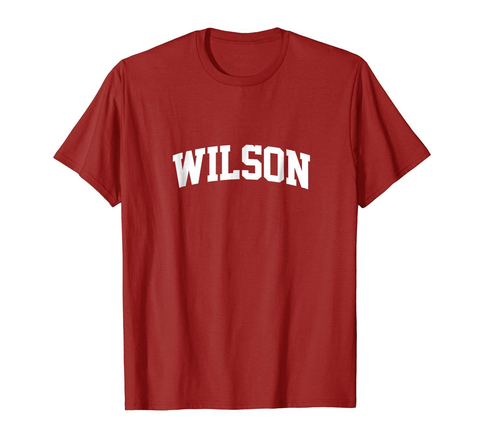 Funny Tee - Wilson Family Name Wilson Gift T-Shirt Men