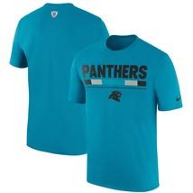 Carolina Panthers Mens Nike Legend Staff DRI-FIT T-Shirt - XXL - NWT - $24.99
