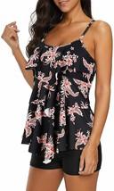 Zando Womens Two Piece Swimsuits Tummy Control Swimwear Modest Bathing S... - $38.21+