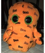 """Ty Beanie Boos ~ GHOULIE the 9"""" Ghost MEDIUM Buddy Size 2016 Plush Ghost - $11.99"""